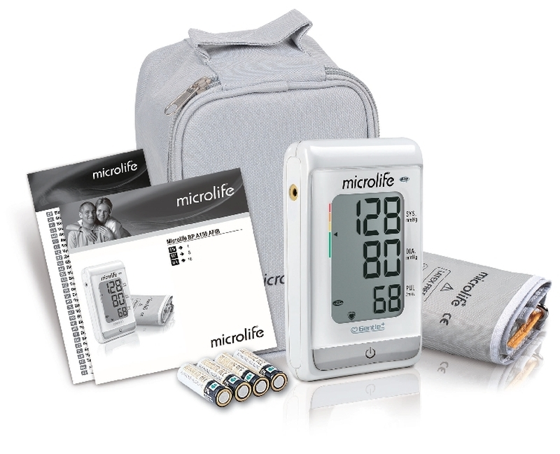 Microlife BP A150 AFIB automata vérnyomásmérő - 18 890 Ft..